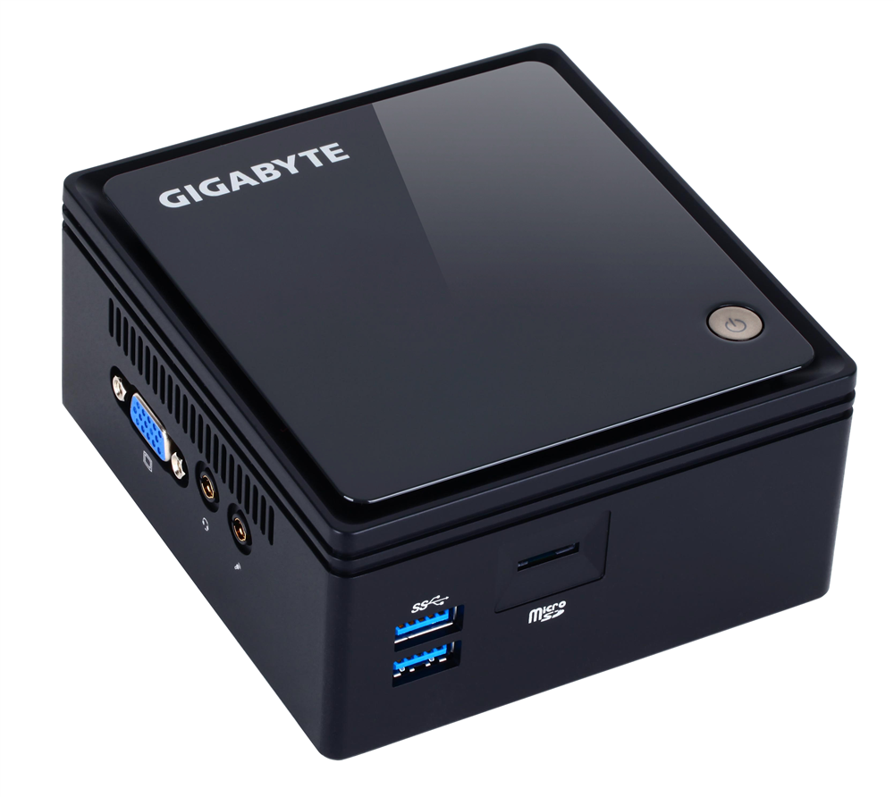 Barebone Gigabyte BRIX GB-BACE-3160 Intel Celeron J3160 HDMI