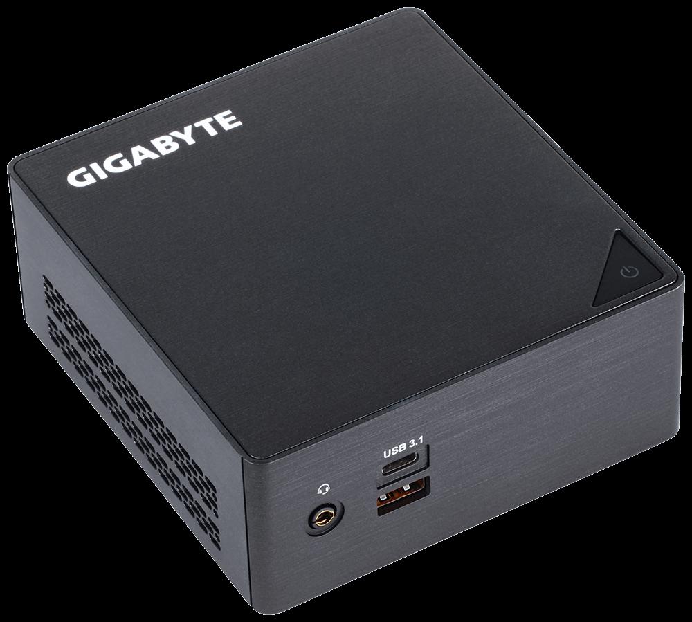 Barebone Gigabyte BRIX GB-BKi5HA-7200 Intel Core i5-7200U