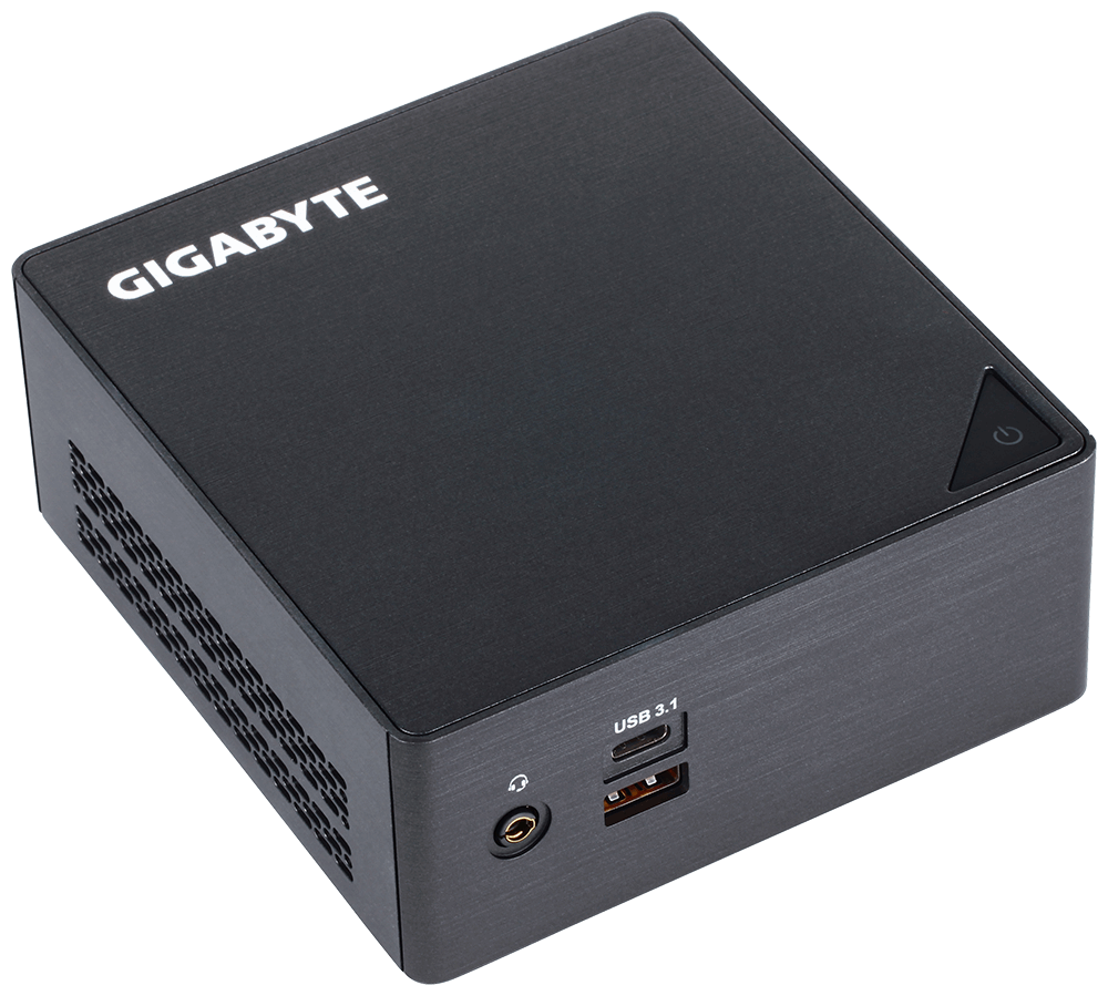 Barebone Gigabyte BRIX GB-BKi3HA-7100 Intel Core i3-7100U