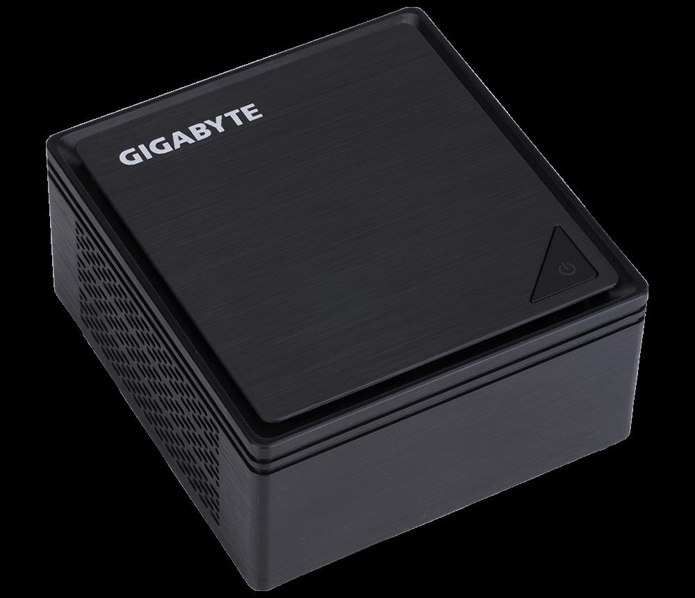 Barebone Gigabyte BRIX GB-BPCE-3350C Intel Celeron N3350