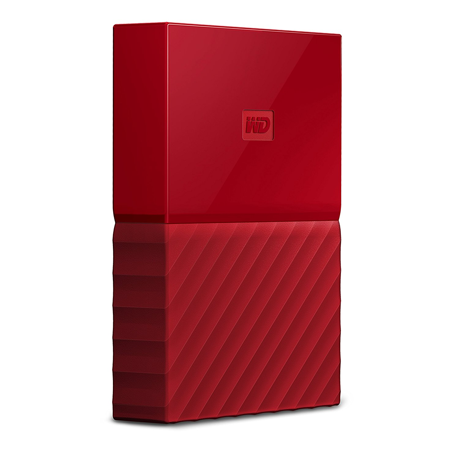 Hard Disk Extern Western Digital My Passport 4TB USB 3.0 Red