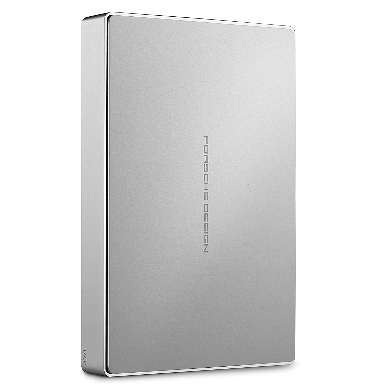 Hard Disk Extern LaCie Porsche Design Desktop Drive 5TB USB 3.1 pentru Mac