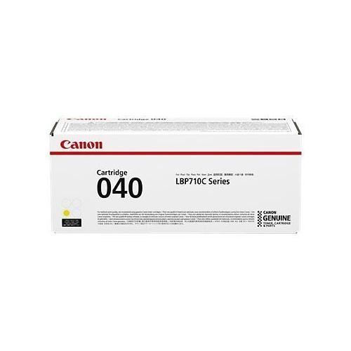 Cartus toner Canon 040 Yellow 5400 pagini