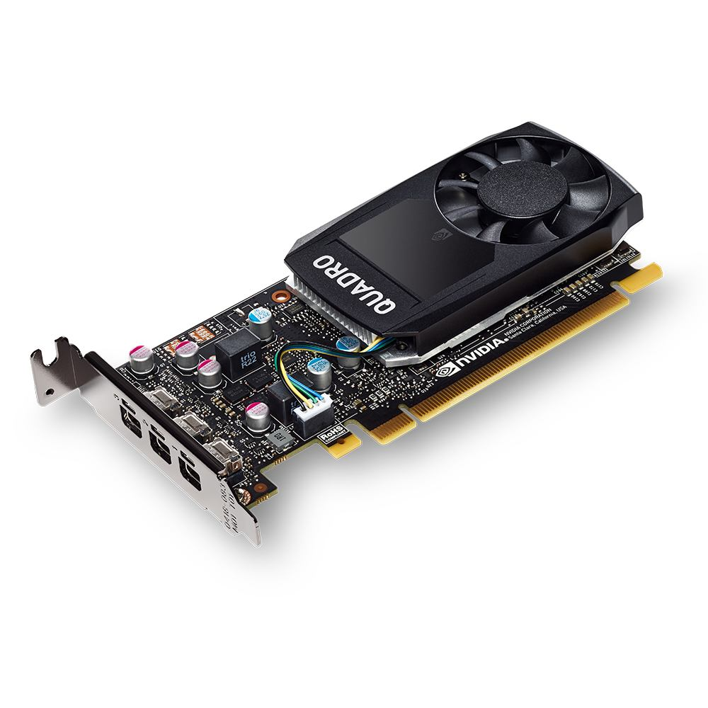 Placa Video Fujitsu nVidia Quadro P400 2GB GDDR5 64 biti