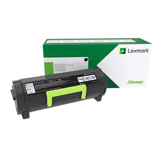 Cartus toner Lexmark 63B2000 Black Return Program 11000 pagini