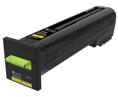 Cartus toner Lexmark 82K2XYE Yellow Corporate 22000 pagini