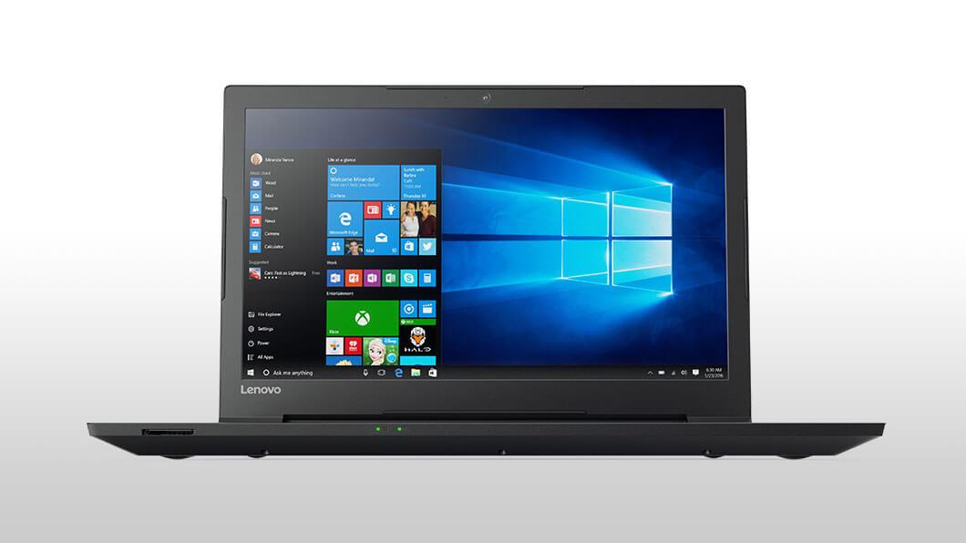 Notebook Lenovo V110 15.6 HD Intel Core i3-6006U RAM 4GB HDD 1TB Windows 10 Pro Negru