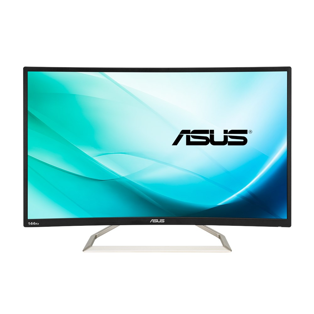 Monitor LED Asus VA326H 31.5 Full HD 4ms Negru