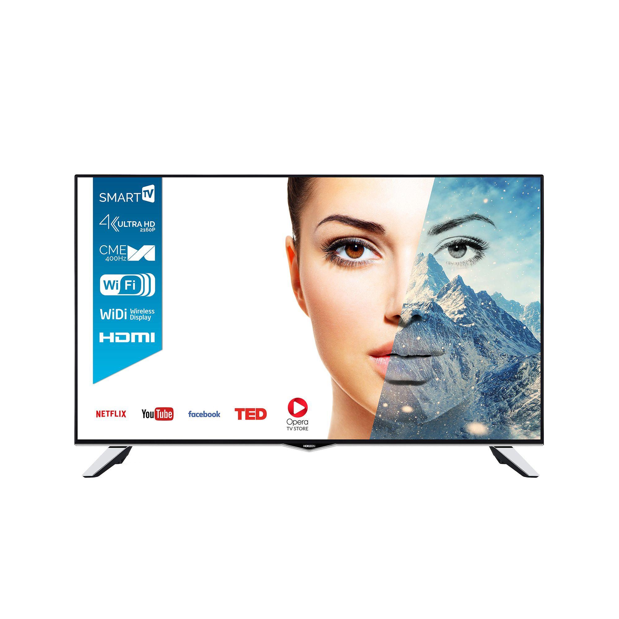 Televizor LED Horizon Smart TV 43HL8510U 109cm Ultra HD Negru