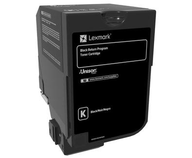 Cartus toner Lexmark 74C20K0 Black Return Program 3000 pagini