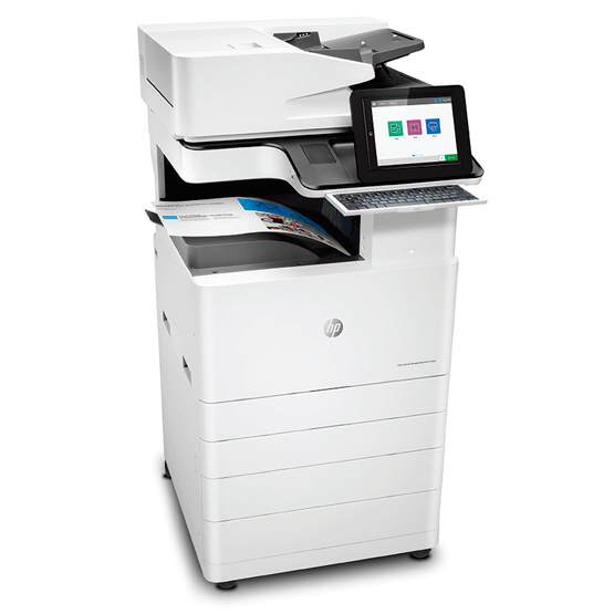 Multifunctional Laser Color HP LaserJet MFP E77825dn