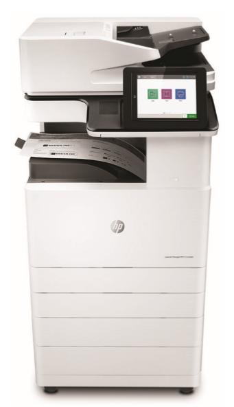 Multifunctional Laser Monocrom HP LaserJet MFP E72525dn