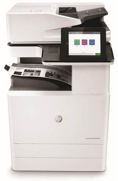 Multifunctional Laser Monocrom HP LaserJet MFP E82550dn