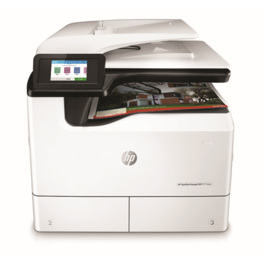 Multifunctional Color HP PageWide P77740dn