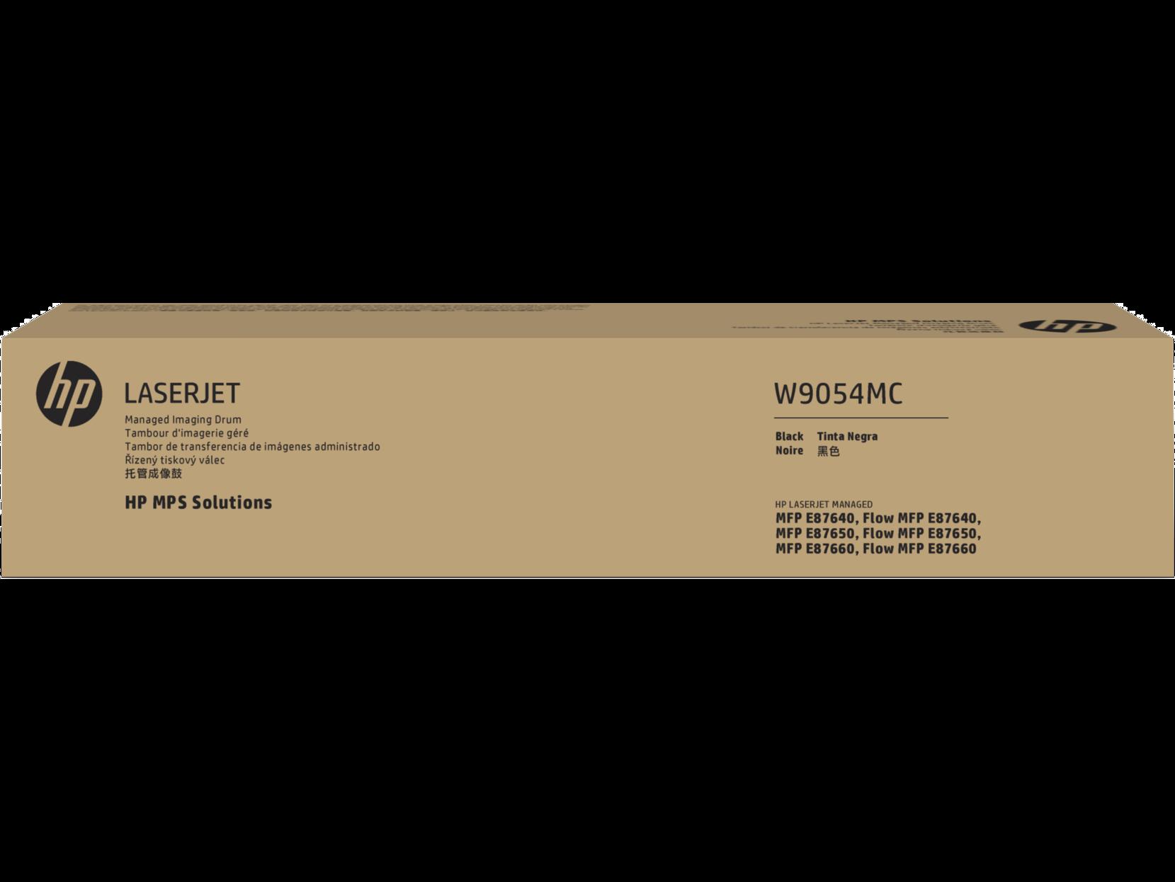 Unitate imagine HP W9054MC Black 160000 pagini pentru E87640 E87650 E87660