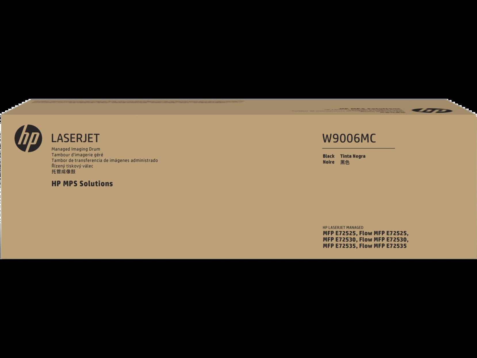 Unitate imagine HP W9006MC Black 200000 pagini pentru E72525 E72530 E72535