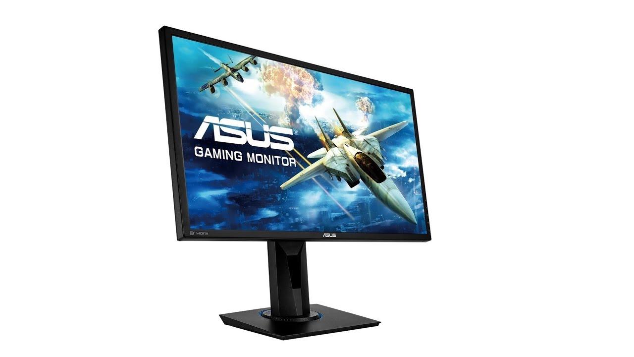 Monitor LED Asus VG245Q 24 Full HD 1ms Negru