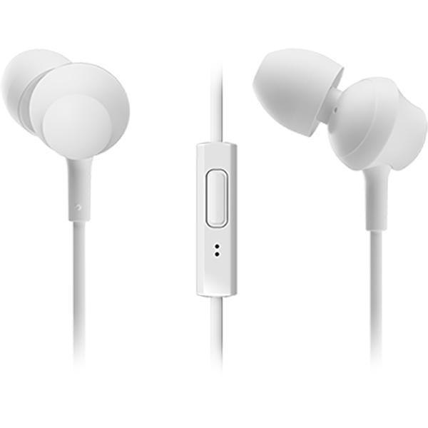 Casti in-ear Panasonic RP-TCM360E-W Alb