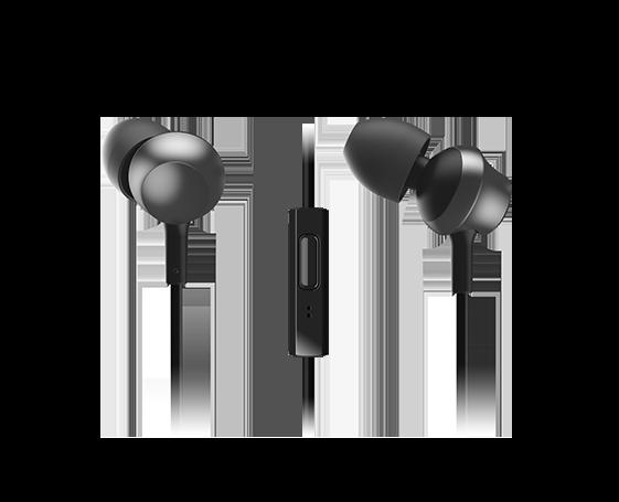 Casti in-ear Panasonic RP-TCM360E-K Negru
