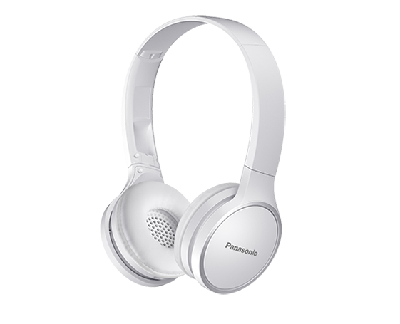 Casti on-ear Panasonic RP-HF400BE-W Wireless Alb