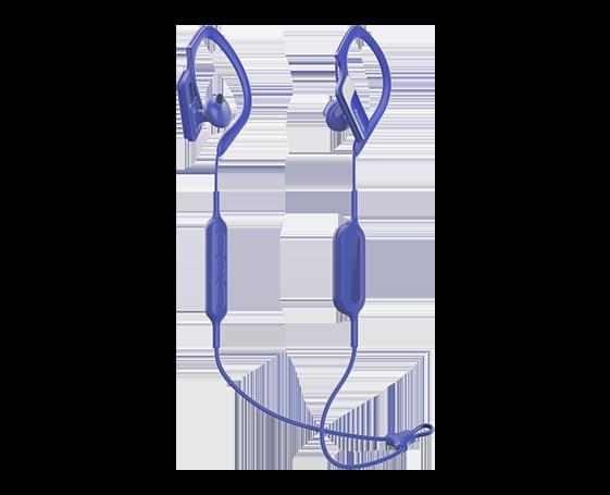 Casti in-ear Panasonic RP-BTS10E-A Wireless Albastru