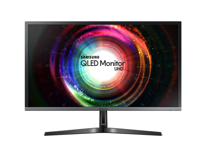 Monitor LED Samsung U28H750UQU 27.9 Ultra HD Quantum Dot 1ms Negru