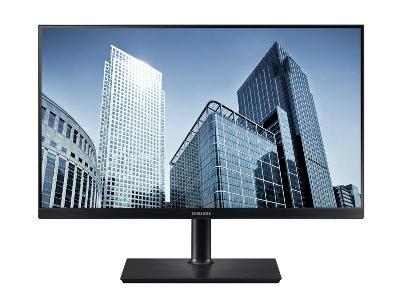 Monitor LED Samsung LS27H850QFUXEN 26.9 WQHD 4ms Negru