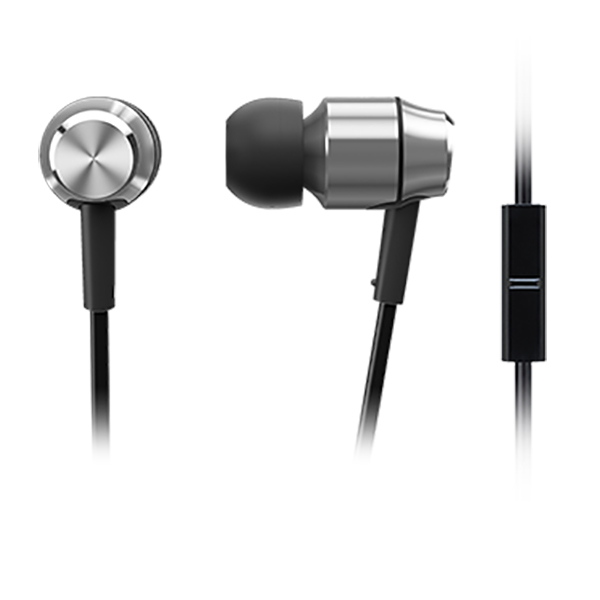 Casti in-ear Panasonic RP-HDE5ME-S Gri