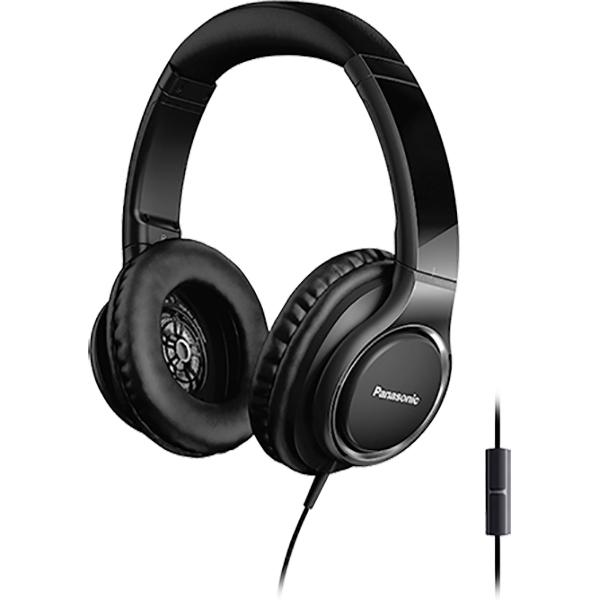 Casti on-ear Panasonic RP-HD6ME-K Negru