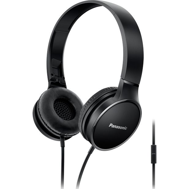 Casti On-Ear Panasonic RP-HF300ME-K Negru