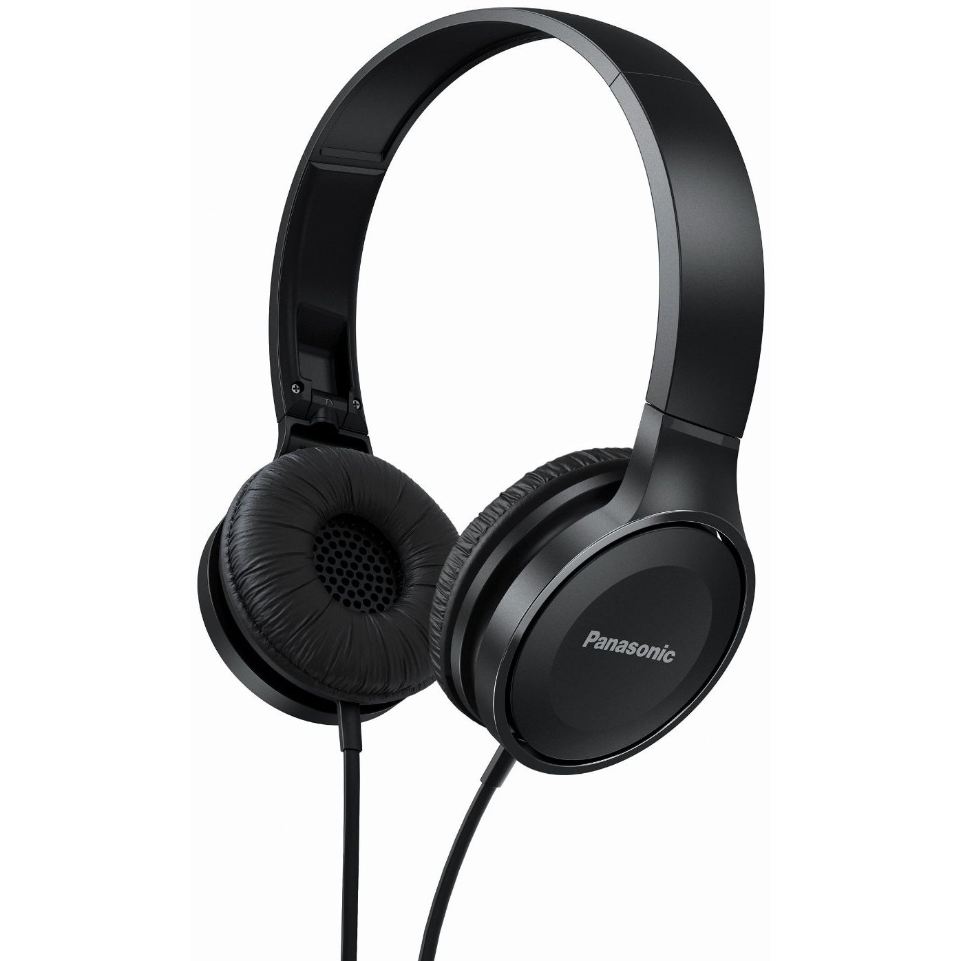 Casti cu banda Panasonic RP-HF100ME-K Microfon Negru