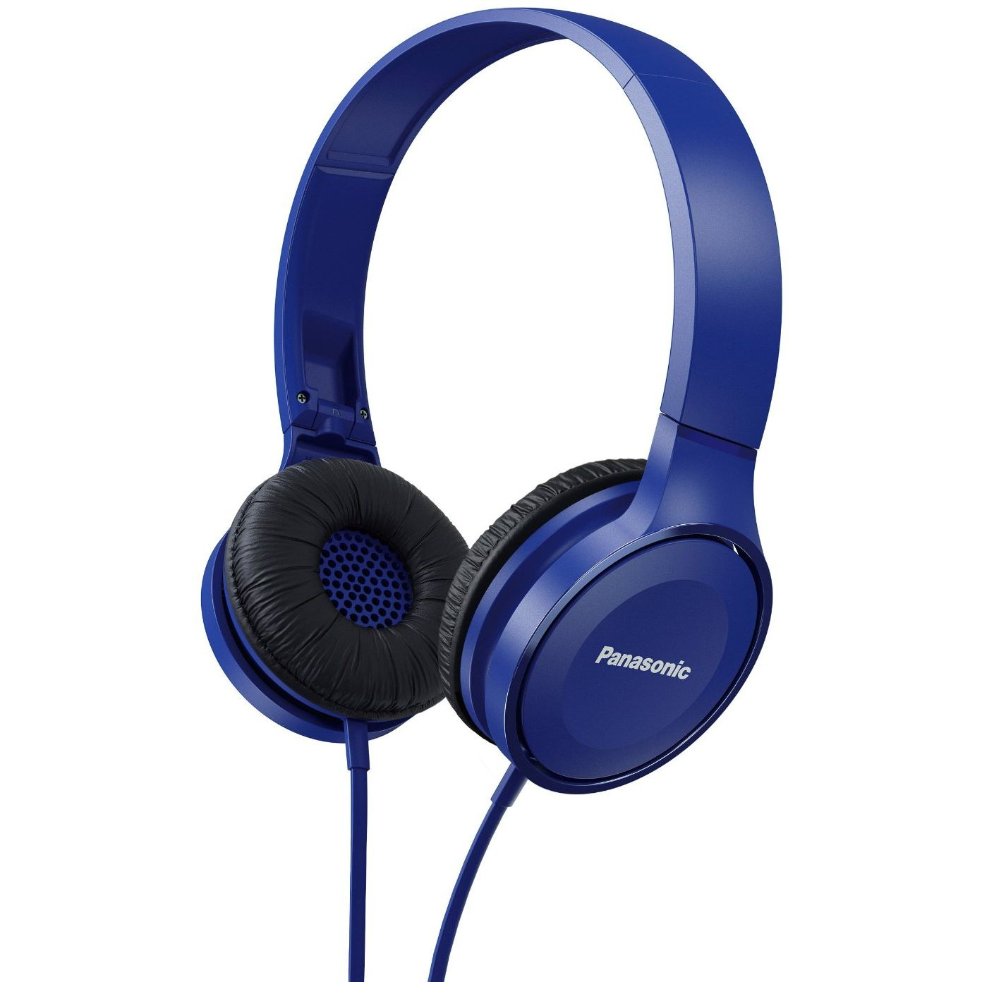 Casti cu banda Panasonic RP-HF100ME-A Microfon Albastru