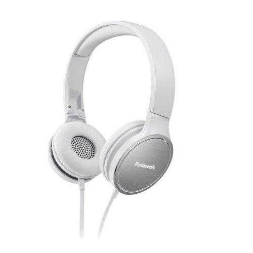 Casti on-ear cu microfon Panasonic RP-HF500ME-W Alb