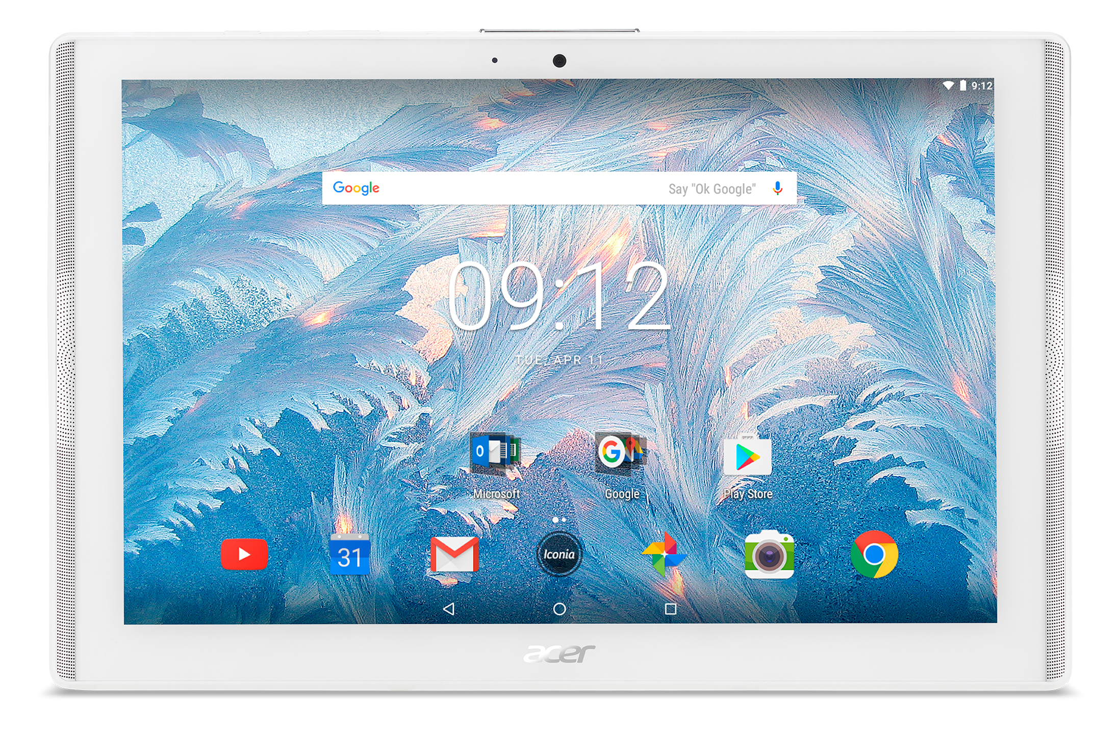 Tableta Acer Iconia B3-A40 10.1 16GB Flash 2GB RAM Wi-Fi White