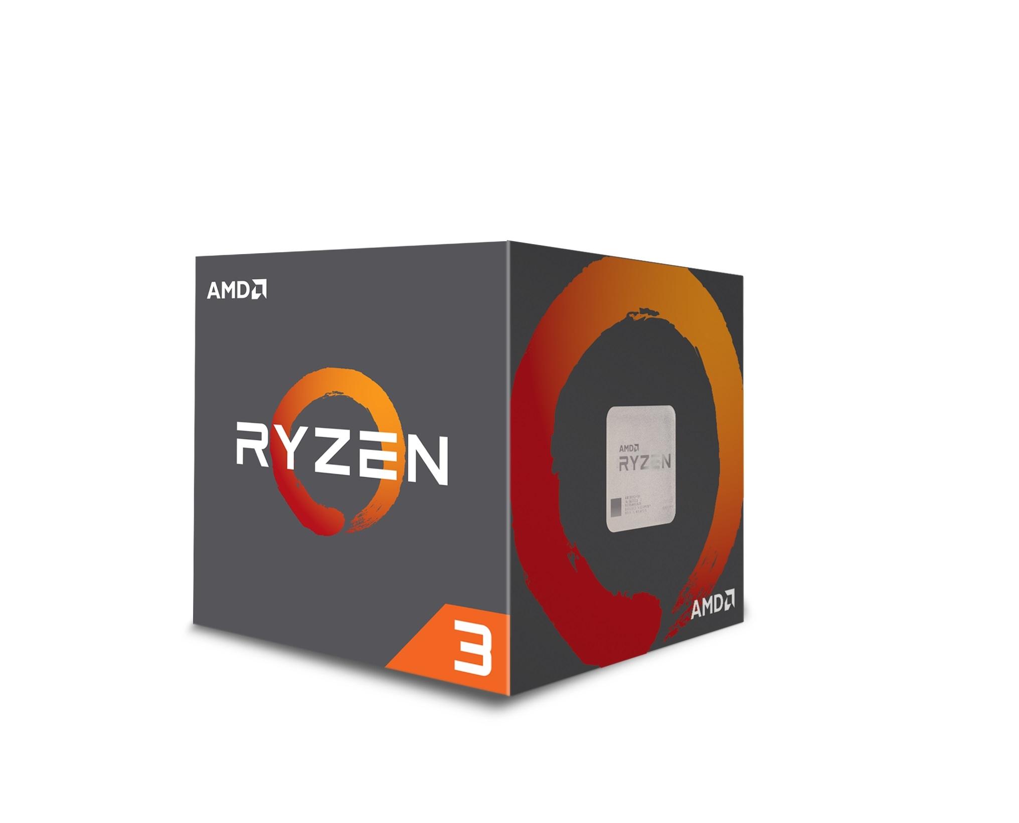 Procesor AMD Ryzen 3 1200 3.4 GHz 10MB