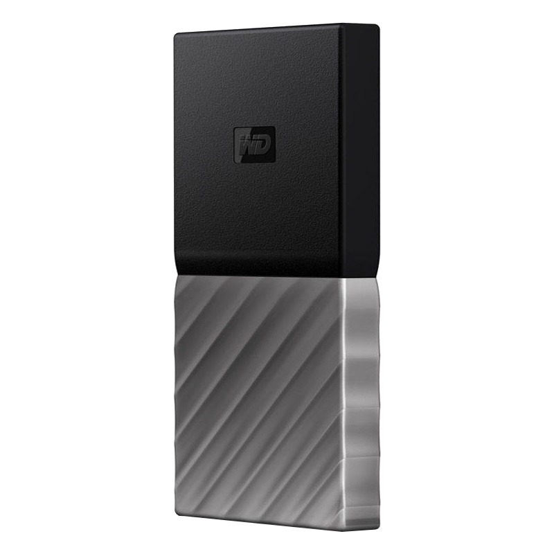 Hard Disk SSD Western Digital My Passport 1TB USB 3.1 Silver