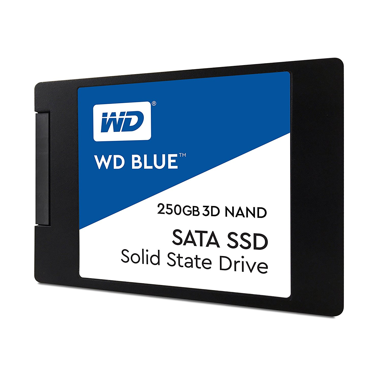 Hard Disk SSD Western Digital Blue 3D NAND 250GB 2.5