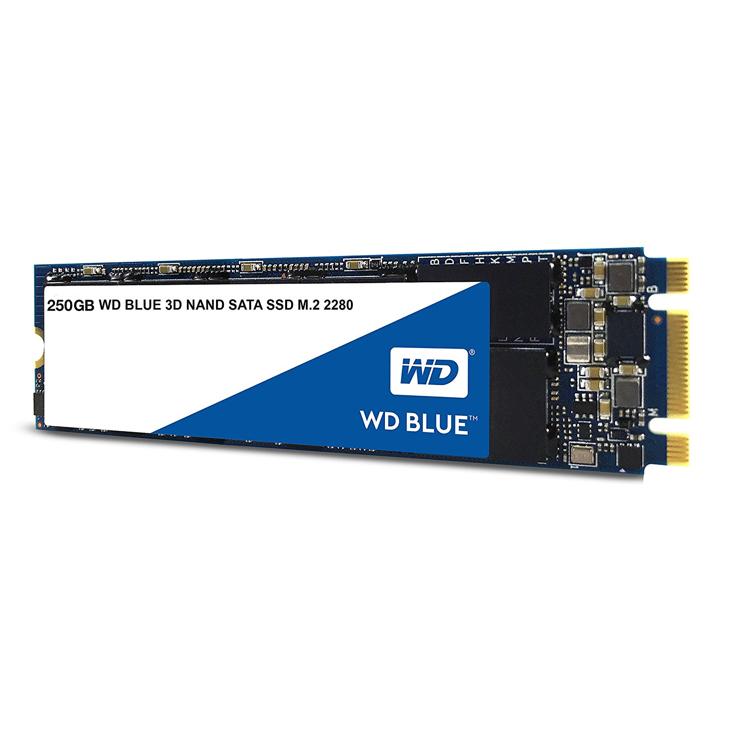 Hard Disk SSD Western Digital Blue 3D NAND 250GB M.2 2280