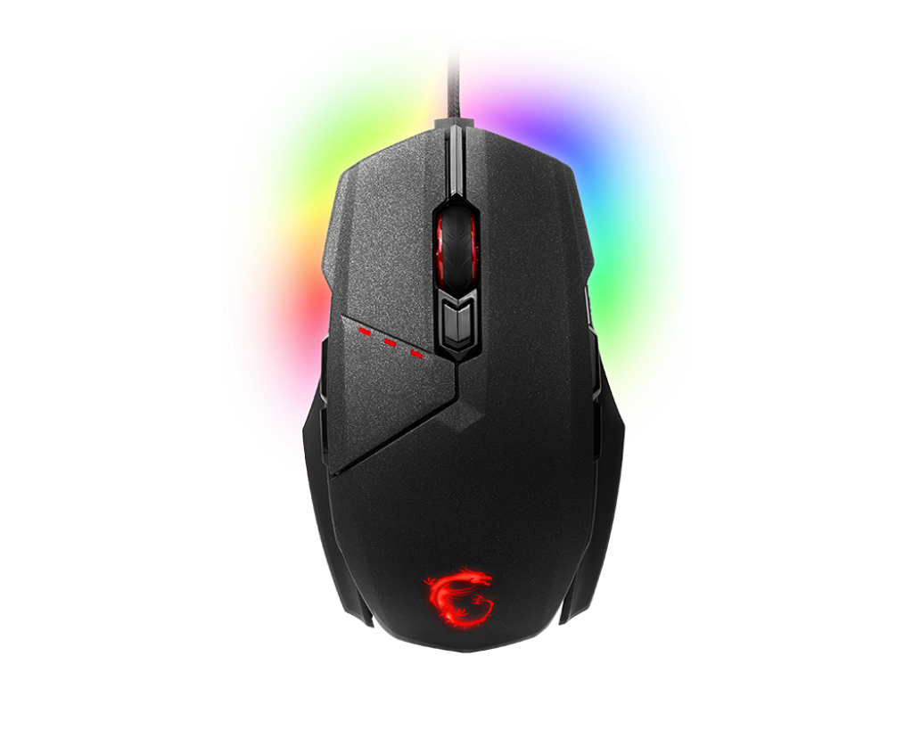 Mouse Gaming MSI Clutch GM 60 Black