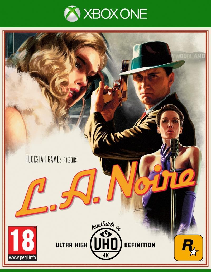 La Noire - Xbox One