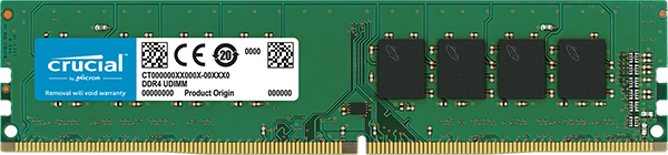 Memorie Desktop Crucial CT16G4DFS8266 16GB (1 x 16GB) DDR4 2666 MHz CL19
