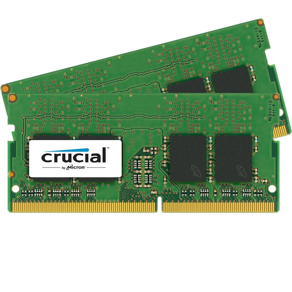 Memorie Desktop Crucial CT2K4G4SFS624A 8GB (2 x 4GB) DDR4 2400 MHz CL17