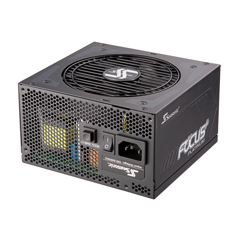 Sursa PC Seasonic Focus Plus 850 Platinum Modulara 850W