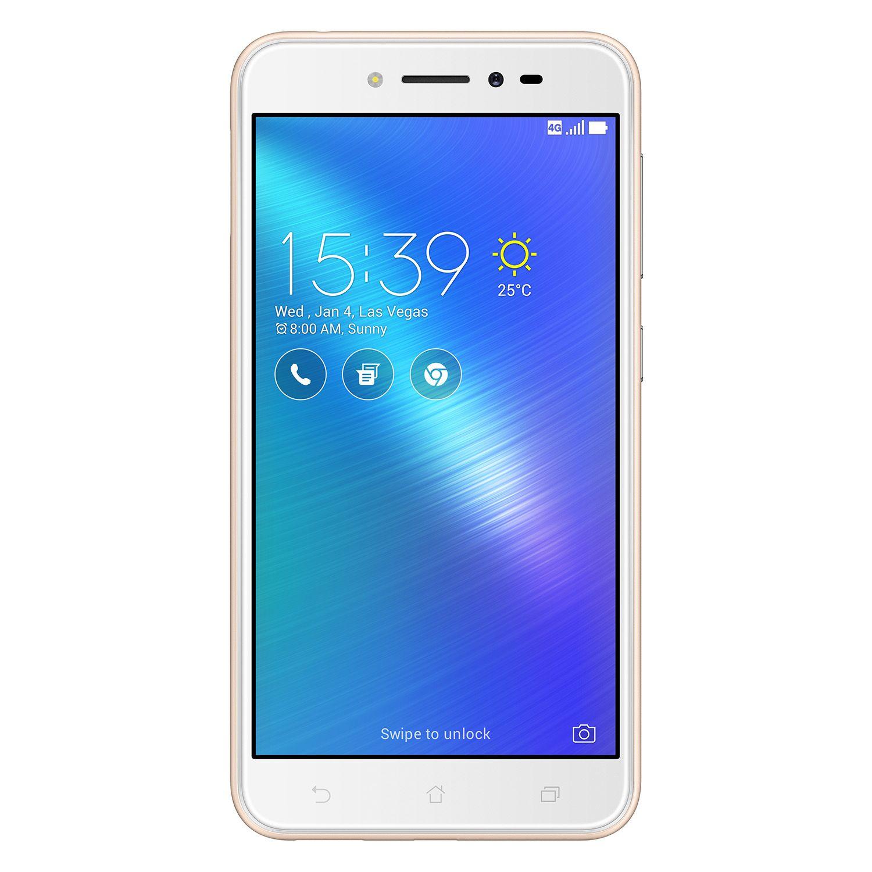 Telefon Mobil Asus ZenFone Live ZB501KL 16GB Flash Dual SIM 4G Gold