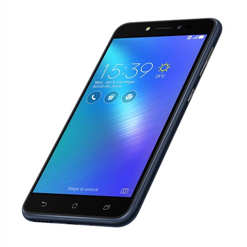 Telefon Mobil Asus ZenFone Live ZB501KL 16GB Flash Dual SIM 4G Black