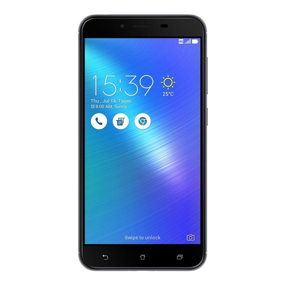 Telefon Mobil Asus ZenFone 3 Max ZC553KL 32GB Flash 3GB RAM Dual SIM Gray