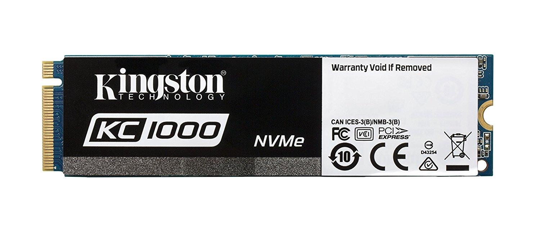 Hard Disk SSD Kingston KC1000 240GB M.2 2280