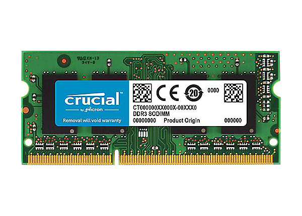 Memorie Notebook Micron Crucial CT51264BF186DJ 4GB DDR3L 1866MHz