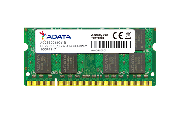 Memorie Notebook A-Data AD2S800B2G5-B 2GB DDR2 800MHz