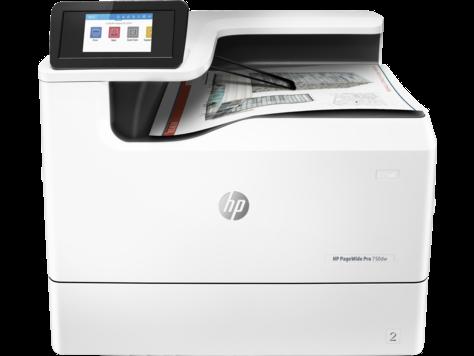 Imprimanta Inkjet HP PageWide Pro 750dw